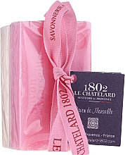 Coffret cadeau - Le Chatelard 1802 Rose & Jasmine (soap/100g + soap/100g) — Photo N1
