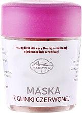 Parfums et Produits cosmétiques Masque à l'argile rouge pour visage - Jadwiga Face Mask