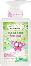 Parfums et Produits cosmétiques Mousse de bain à l'huile de coco - Jack N' Jill Bubble Bath Sweetness