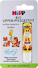 Parfums et Produits cosmétiques Baume à lèvres pour enfants Girafe - HiPP Babysanft
