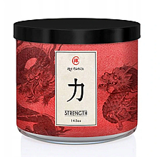 Parfums et Produits cosmétiques Kringle Candle Zen Strength - Bougie parfumée