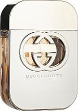 Parfums et Produits cosmétiques Gucci Guilty - Eau de Toilette