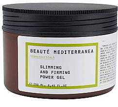 Parfums et Produits cosmétiques Gel amincissant et raffermissant pour corps - Beaute Mediterranea Slimming And Firming Power Gel