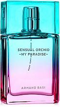 Parfums et Produits cosmétiques Armand Basi Sensual Orchid My Paradise - Eau de Toilette