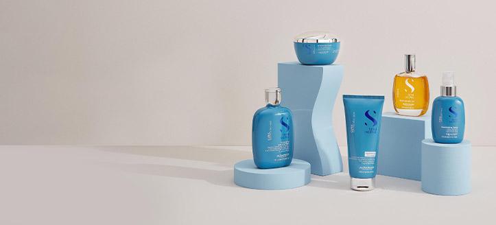 Recevez en cadeau un sérum aux cristaux liquides pour cheveux 15 ml à l'achat de produits promotionnels Alfaparf à partir de 30 €