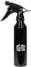 Parfums et Produits cosmétiques Vaporisateur vide 00180, noir - Ronney Professional Spray Bottle 180