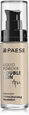 Fond de teint - Paese Liquid Powder Double Skin Aqua