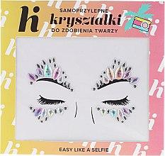 Parfums et Produits cosmétiques Cristaux auto-adhésifs pour décorer le visage - Hi Hybrid 2