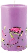 Parfums et Produits cosmétiques Bougie parfumée, Jardin fleuri - Bulgarian Rose Flower Garden