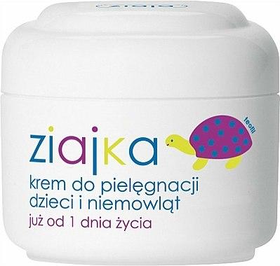 Crème au D-panthénol et vitamine E pour enfants - Ziaja Body Cream for Kids