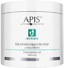 Parfums et Produits cosmétiques Sels à l'urée pour pieds - Apis Professional Api-Podo Softening Foot Salt With Urea