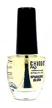 Parfums et Produits cosmétiques Huile d'olive pour les ongles Sparkling blush - Chiodo PRO