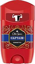 Parfums et Produits cosmétiques Déodorant stick - Old Spice Captain Stick