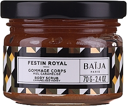 Gommage au miel caramélisé pour corps - Baija Festin Royal Body Scrub — Photo N3