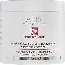 Parfums et Produits cosmétiques Masque aux algues et vitamine C pour visage, cou et décolleté - APIS Professional Algae Mask