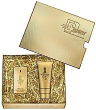 Parfums et Produits cosmétiques Paco Rabanne 1 Million - Coffret (eau de toilette/50ml + gel douche/100ml)