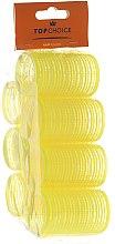 Parfums et Produits cosmétiques Rouleaux à cheveux 35mm, 7 pcs., 0355 - Top Choice