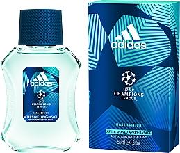 Parfums et Produits cosmétiques Adidas UEFA Champions League Dare Edition - Lotion après-rasage