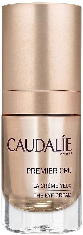 Crème à l'huile d'avocat et caféine pour contour des yeux - Caudalie Premier Cru Eye Cream