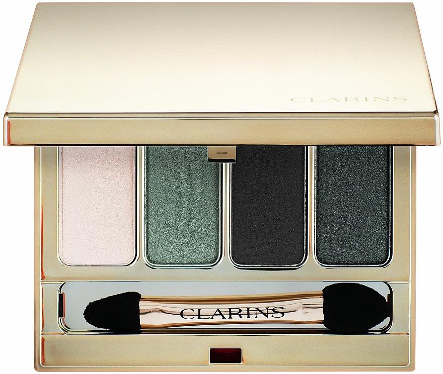 Palette de fards à paupières - Clarins 4-Colour Eyeshadow Palette