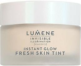 Parfums et Produits cosmétiques Crème à l'extrait de plaquebière pour visage - Lumene Invisible Illumination Fresh Skin Tint