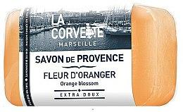 Parfums et Produits cosmétiques Savon de Provence Fleur d'oranger - La Corvette Provence Soap Orange Blossom