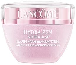 Parfums et Produits cosmétiques Gel-crème anti-stress hydratant pour le visage - Lancôme Hydra Zen Anti-Stress Moisturising Cream-Gel