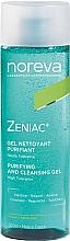Parfums et Produits cosmétiques Gel purifiant à l'extrait de sauge pour visage - Noreva Laboratoires Zeniac Purifying And Cleansing Gel