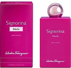 Parfums et Produits cosmétiques Salvatore Ferragamo Signorina Ribelle - Lotion parfumé pour corps