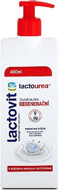 Lotion corporelle à l'acide lactique et urée pure - Lactovit Body Milk