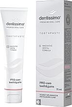Parfums et Produits cosmétiques Dentifrice à l'eucalyptus - Dentissimo Pro-Care Teeth&Gums