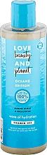 Parfums et Produits cosmétiques Gel douche, Algues marines et Eucalyptus - Love Beauty&Planet Marine Algae & Eucalyptus Shower Gel