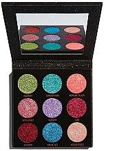 Parfums et Produits cosmétiques Palette de paillettes pressées - Makeup Revolution Pressed Glitter Palette Abracadabra