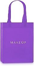 Parfums et Produits cosmétiques Sac cabas, Springfield, violet - MakeUp Eco Friendly Tote Bag
