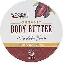 Parfums et Produits cosmétiques Beurre au cacao pour corps - Wooden Spoon Chocolate Fever Body Butter
