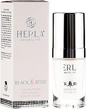 Parfums et Produits cosmétiques Crème anti-âge ultra-concentré en extraits de roses noires contour des yeux - Herla Black Rose Concentrated Anti-Wrinkle Eye Lift Cream