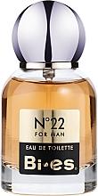 Parfums et Produits cosmétiques Bi-es No 22 - Eau de Toilette pour Homme