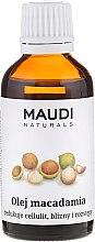 Parfums et Produits cosmétiques Huile de macadamia - Maudi