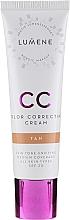 Parfums et Produits cosmétiques CC crème pour visage - Lumene CC Color Correcting Cream SPF 20