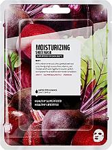 Parfums et Produits cosmétiques Masque en tissu à la betterave pour visage - Superfood For Skin Moisturizing Sheet Mask