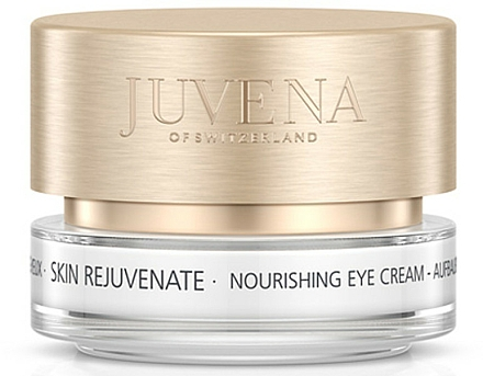 Crème au beurre de karité pour contour des yeux - Juvena Skin Rejuvenate Nourishing Eye Cream — Photo N1