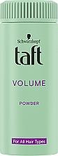 Parfums et Produits cosmétiques Poudre volume instantané - Schwarzkopf Taft Volumen Powder