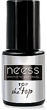 Parfums et Produits cosmétiques Top coat pour vernis semi-permanent - Neess Top Of The Top For Hybrid Varnish