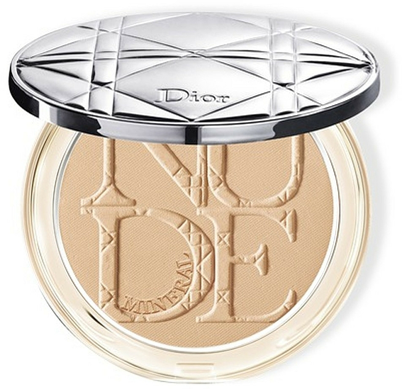 Poudre minérale mate pour visage - Dior Diorskin Mineral Nude Matte Powder