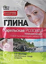 Parfums et Produits cosmétiques Argile rose de Carélie pour visage et corps - Fito Kosmetik