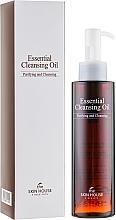 Parfums et Produits cosmétiques The Skin House Essential Cleansing Oil - Huile démaquillante hydrophile