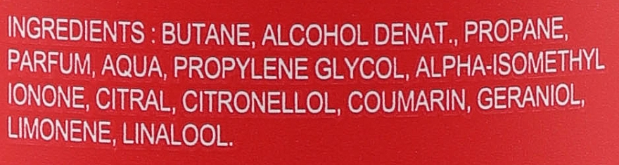 Evaflor Whisky Red For Men - Déodorant — Photo N3