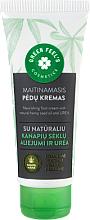 Parfums et Produits cosmétiques Crème à l'huile de chanvre pour pieds - Green Feel's Nourishing Food Cream
