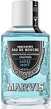Parfums et Produits cosmétiques Bain de bouche concentré à l'anis et à la menthe - Marvis Concentrate Anise Mint Mouthwash