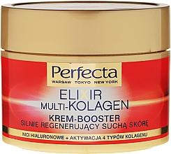 Parfums et Produits cosmétiques Crème-élixir corporelle régénérante pour peaux sèches - Perfecta Spa Elixir Multi-Kolagen Body Cream